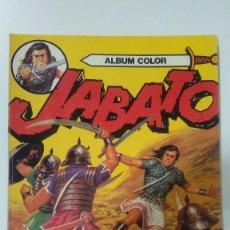 Tebeos: EL JABATO ÁLBUM COLOR Nº 11 LA FARSA DE LOS HAINIS. BRUGUERA CUARTA EDICIÓN 1981. Lote 115684507