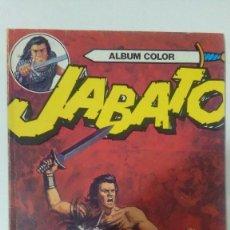 Tebeos: JABATO ÁLBUM COLOR Nº 1 ESCLAVOS DE ROMA. CUARTA EDICIÓN 1980. EDITORIAL BRUGUERA. Lote 115684795