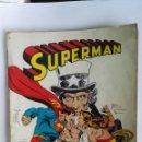 Tebeos: SUPERMAN CONTRA LA MUJER MARAVILLA BRUGUERA 1980. Lote 115731731