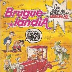 Tebeos: BRUGUELANDIA -Nº 10 -ESPECIAL ANDREU MARTÍN-INSPECTOR DAN-SIR TIM-BUENO-ESCASO-1982-DIFÍCIL-8786. Lote 121733803