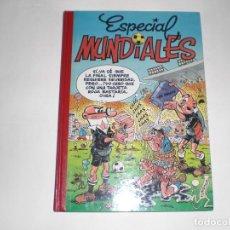 Tebeos: ESPECIAL MUNDIALES SUPER HUMOR MORTADELO. 1ª EDICIÓN 1993. Lote 115891955