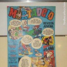 Tebeos: REVISTA JUVENIL MORTADELO Nº 119 - BRUGUERA -. Lote 115941595