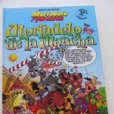 Tebeos: MAGOS DEL HUMOR Nº 103 - MORTADELO Y FILEMON - MORTADELO DE LA MANCHA - EDICIONES B CSD102. Lote 116090019