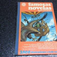 Tebeos: FAMOSAS NOVELAS - TOMO V - EDITA : BRUGUERA 1976 - 2ª EDICION. Lote 18270712