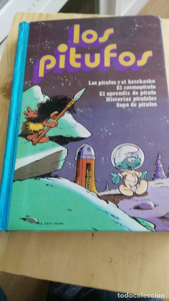 VOLUMEN 2, LOS PITUFOS, BRUGUERA, 1981 (Tebeos y Comics - Bruguera - Otros)