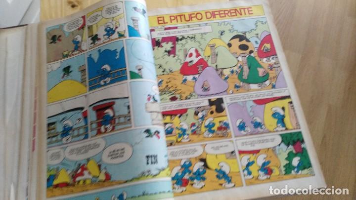 Tebeos: VOLUMEN 2, LOS PITUFOS, BRUGUERA, 1981 - Foto 6 - 175705082