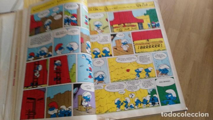 Tebeos: VOLUMEN 2, LOS PITUFOS, BRUGUERA, 1981 - Foto 7 - 175705082