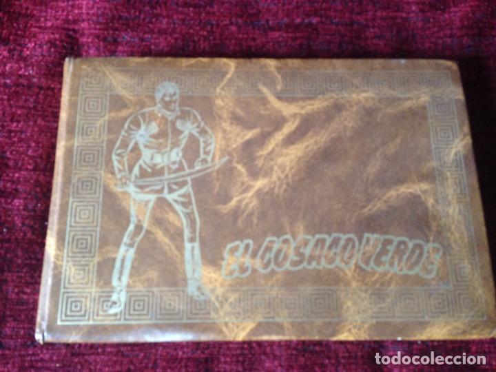 EL COSACO VERDE - VOLUMEN I - EDICIONES B - 1996 - EDICION FACSIMIL (Tebeos y Comics - Bruguera - Cosaco Verde)