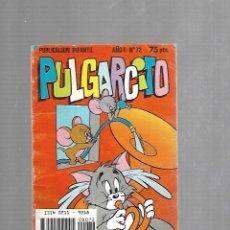 Tebeos: PUBLICACION INFANTIL. PULGARCITO. AÑO II. Nº 72. EDITORIAL BRUGUERA. Lote 116442043