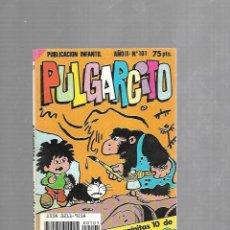 Tebeos: PUBLICACION INFANTIL. PULGARCITO. AÑO III. Nº 101. EDITORIAL BRUGUERA. Lote 116442103