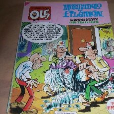 Tebeos: COLECCION OLE MORTADELO Y FILEMON. Lote 116507131
