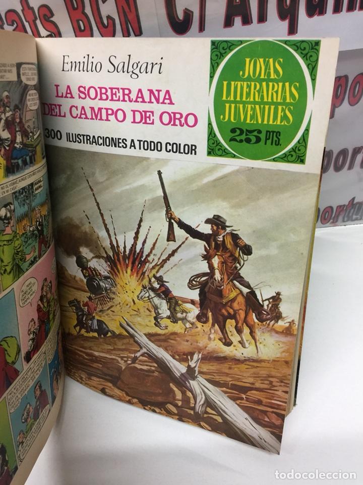 Tebeos: Tomo único Joyas Literarias 11 números Bruguera - Foto 7 - 116533146