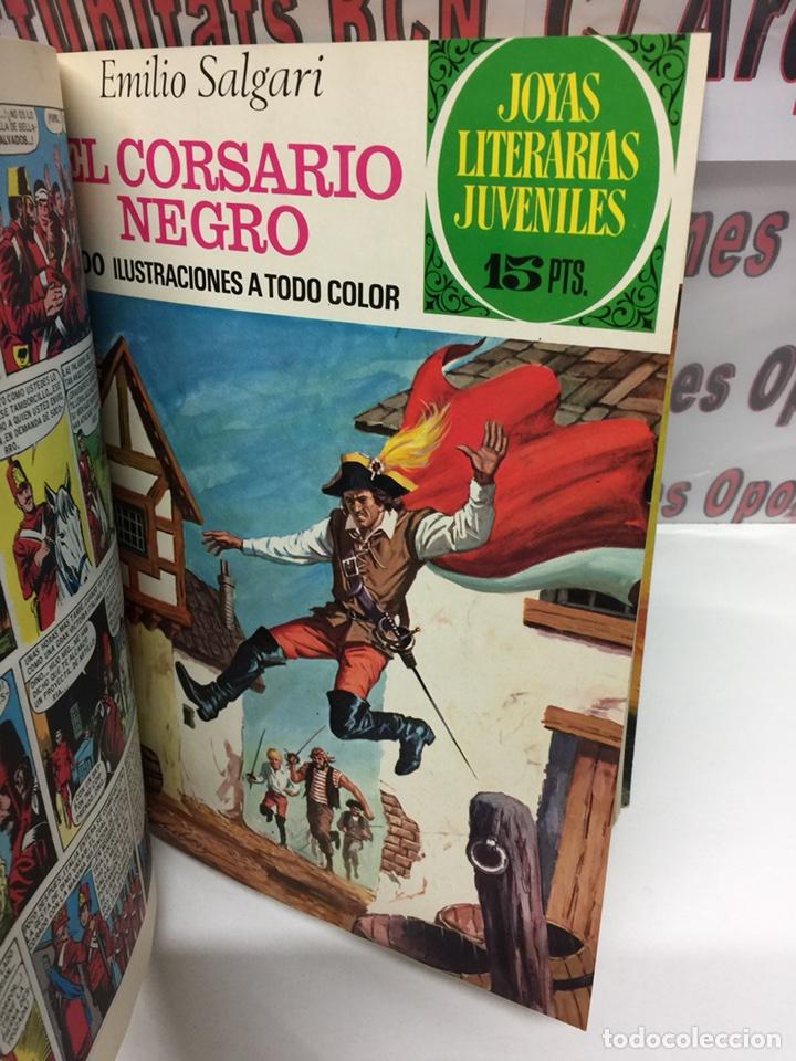 Tebeos: Tomo único Joyas Literarias 11 números Bruguera - Foto 8 - 116533146