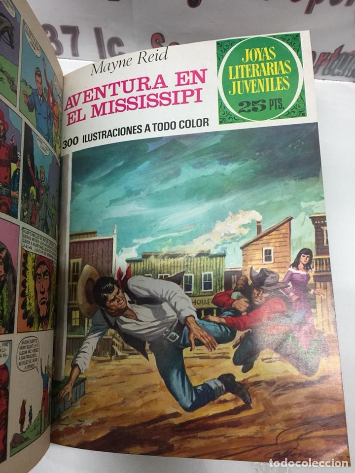 Tebeos: Tomo único Joyas Literarias 11 números Bruguera - Foto 9 - 116533146