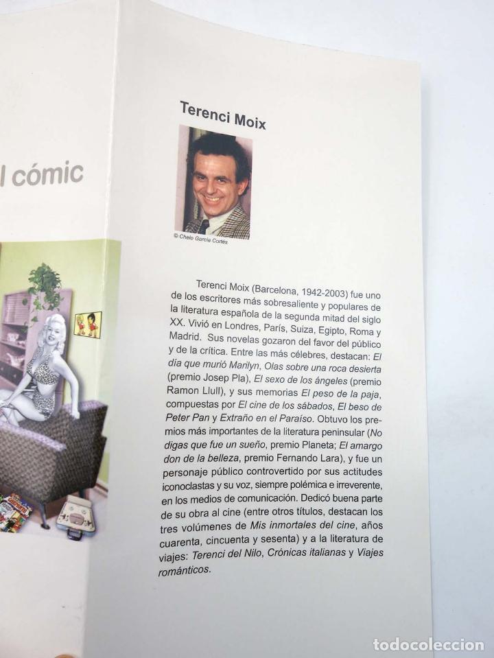 Tebeos: HISTORIA SOCIAL DEL CÓMIC (Terenci Moix) Bruguera Ensayo, 2007. OFRT antes 17,9E - Foto 5 - 261154970