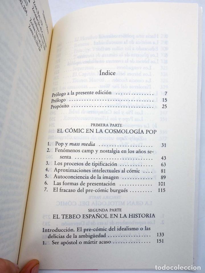 Tebeos: HISTORIA SOCIAL DEL CÓMIC (Terenci Moix) Bruguera Ensayo, 2007. OFRT antes 17,9E - Foto 6 - 261154970