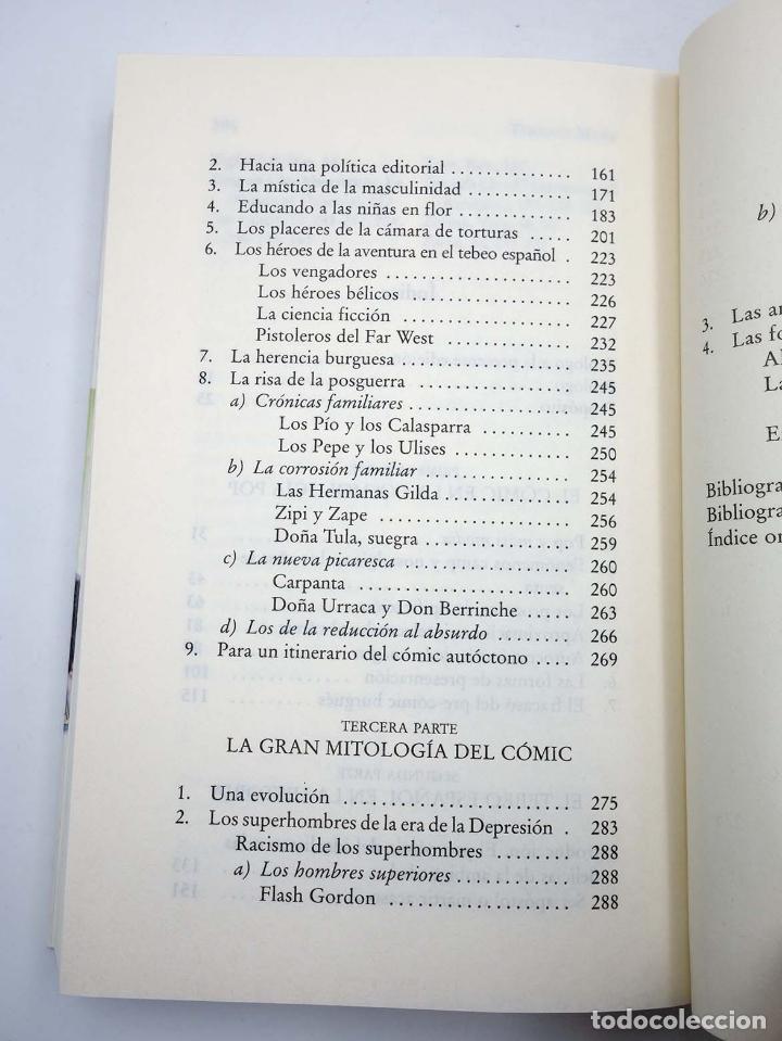 Tebeos: HISTORIA SOCIAL DEL CÓMIC (Terenci Moix) Bruguera Ensayo, 2007. OFRT antes 17,9E - Foto 7 - 261154970