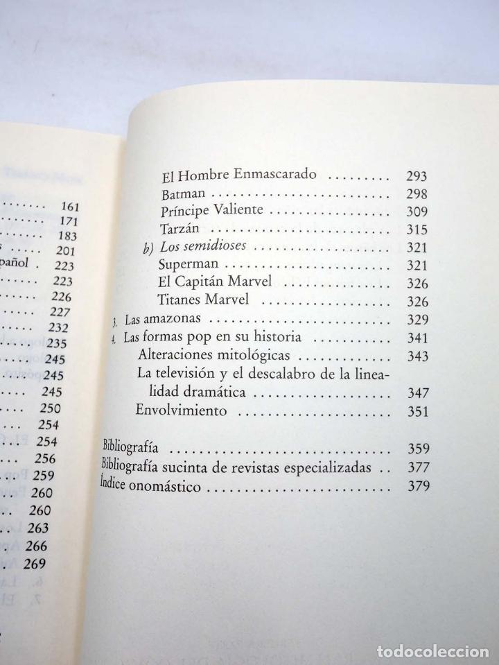 Tebeos: HISTORIA SOCIAL DEL CÓMIC (Terenci Moix) Bruguera Ensayo, 2007. OFRT antes 17,9E - Foto 8 - 261154970