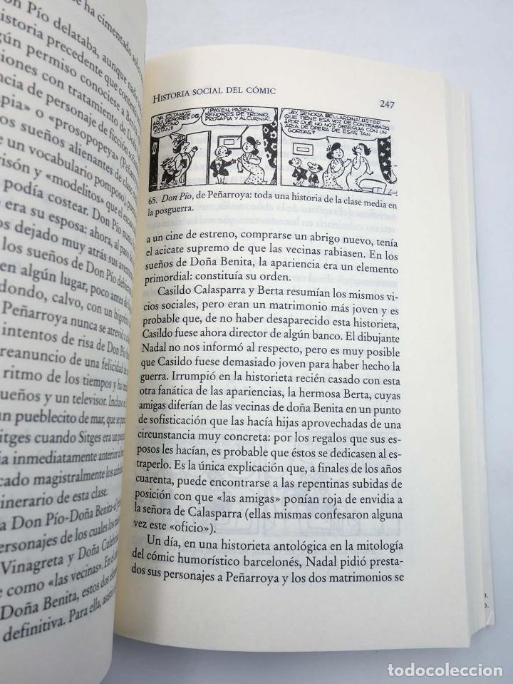 Tebeos: HISTORIA SOCIAL DEL CÓMIC (Terenci Moix) Bruguera Ensayo, 2007. OFRT antes 17,9E - Foto 9 - 261154970