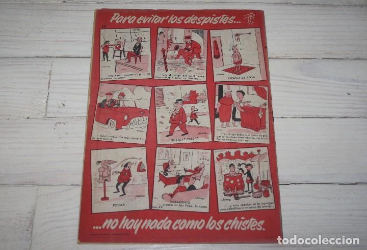 Tebeos: El DDT - Revista humorística para mayores - Núm 341 Año VII - Foto 2 - 116693939