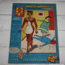 Tebeos: EL DDT - REVISTA HUMORÍSTICA PARA MAYORES - NÚM.333 AÑO VII. Lote 116695055