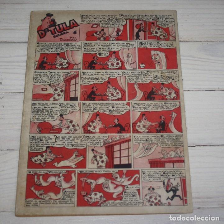 Tebeos: El DDT - Contra las penas - Cuadernos ilustrados humorísticos - Serie 1 Núm 6 - Foto 2 - 116696639