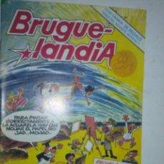 Tebeos: BRUGUELANDIA - Nº 23- ESPECIAL MANUEL CUYÁS- SIR TIM-DELIRANTA-CUCARACHO-NERONIUS-1983-DIFÍCIL-8336. Lote 116712115