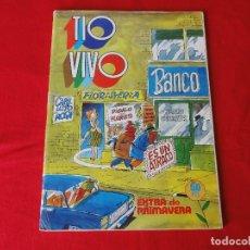 Tebeos: TIO VIVO. EXTRA DE PRIMAVERA DE 1977. 50 PTS. EDITORIAL BRUGUERA. C-8E. Lote 116745467