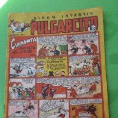 Tebeos: PULGARCITO , NUMERO169 , CARPANTA , BRUGUERA. Lote 116838215