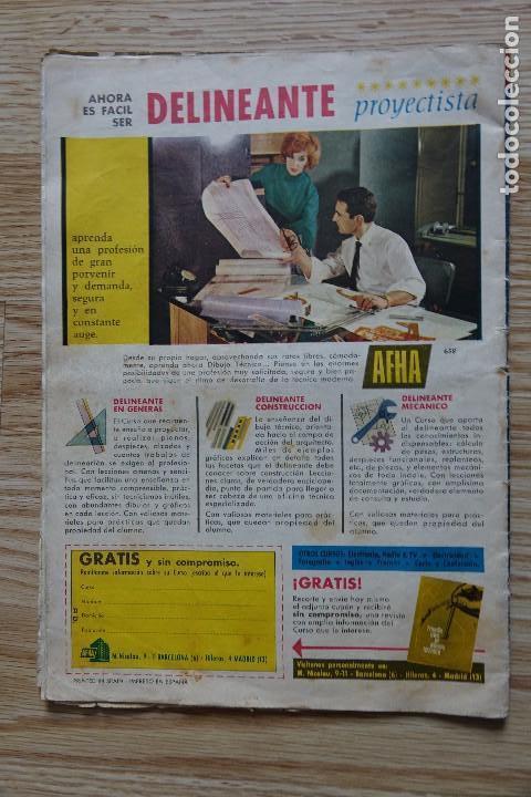 Tebeos: El DDT Almanaque para 1964 Peñarroya Ibañez Bruguera Creaciones editoriales - Foto 2 - 116849323