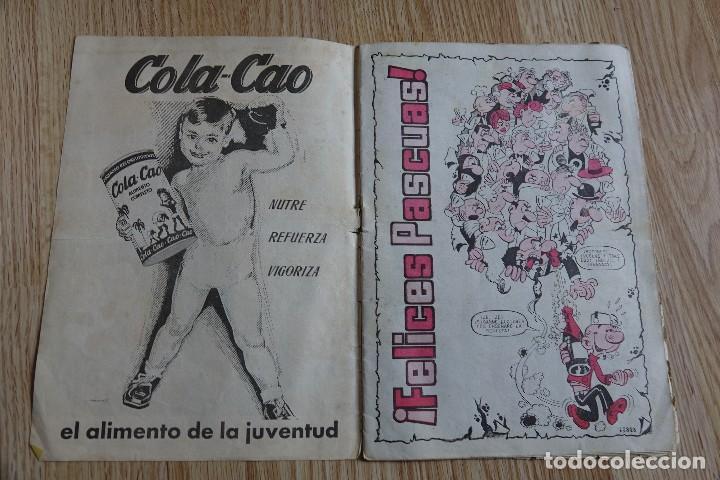 Tebeos: El DDT Almanaque para 1964 Peñarroya Ibañez Bruguera Creaciones editoriales - Foto 4 - 116849323