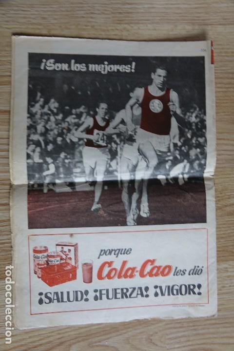 Tebeos: El DDT Revista de humor Año XV 2ª época nº 726 año 1965 Bruguera Creaciones editoriales - Foto 2 - 116849883