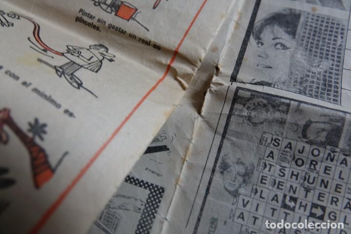 Tebeos: El DDT Revista de humor Año XV 2ª época nº 726 año 1965 Bruguera Creaciones editoriales - Foto 4 - 116849883