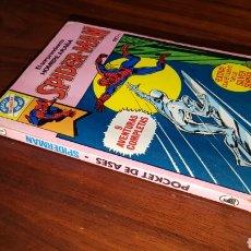 Tebeos: SPIDERMAN 6 BRUGUERA POCKET ASES. Lote 116905414