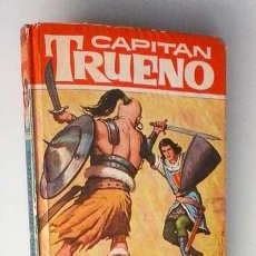 Tebeos: CAPITÁN TRUENO, LOS BÁRBAROS AZULES. Nº 28. COLECCIÓN HÉROES. BRUGUERA. Lote 117001667