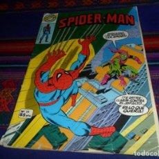 Tebeos: CÓMICS SPIDERMAN BRUGUERA, SPIDER-MAN Nº 19. 85 PTS. 1981. . Lote 117024067