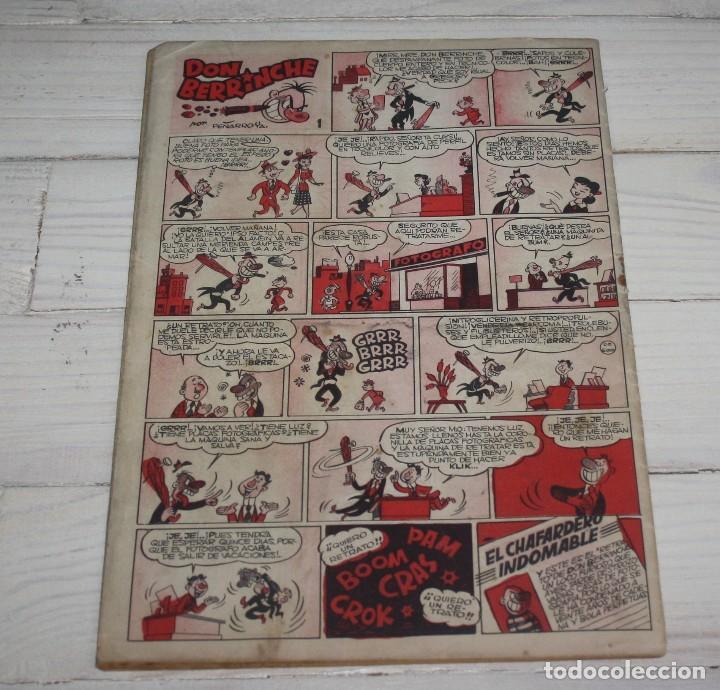 Tebeos: El DDT Contra las penas - Cuadernos humorísticos ilustrados - Serie 1 Número 1 - Foto 4 - 117148179