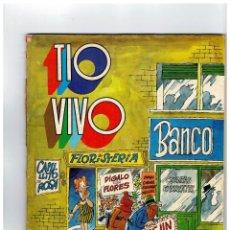 Tebeos: TIO VIVO EXTRA DE PRIMAVERA 1977. EN CONTRAPORTADA Nº 31. Lote 117324891