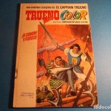 Tebeos: TRUENO COLOR. ALBUM BLANCO. Nº 1. (H-3). Lote 117440363