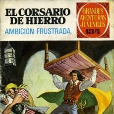Tebeos: EL CORSARIO DE HIERRO- GRANDES AVENTURAS JUVENILES- Nº 29 - AMBICIÓN FRUSTRADA-1972-BUENO-LEA-4221. Lote 231742865