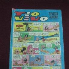 Tebeos: REVISTA JUVENIL TIO VIVO Nº 532. BRUGUERA 1971.. Lote 117925399
