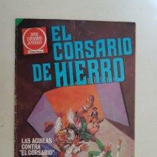 Tebeos: EL CORSARIO DE HIERRO. SERIE ROJA. Nº 56. 1ª EDICIÓN. BRUGUERA.. Lote 117951155