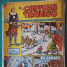 Tebeos - EL CAPITAN TRUENO EXTRA Nº 285 EDITORIAL BRUGUERA - 117988051