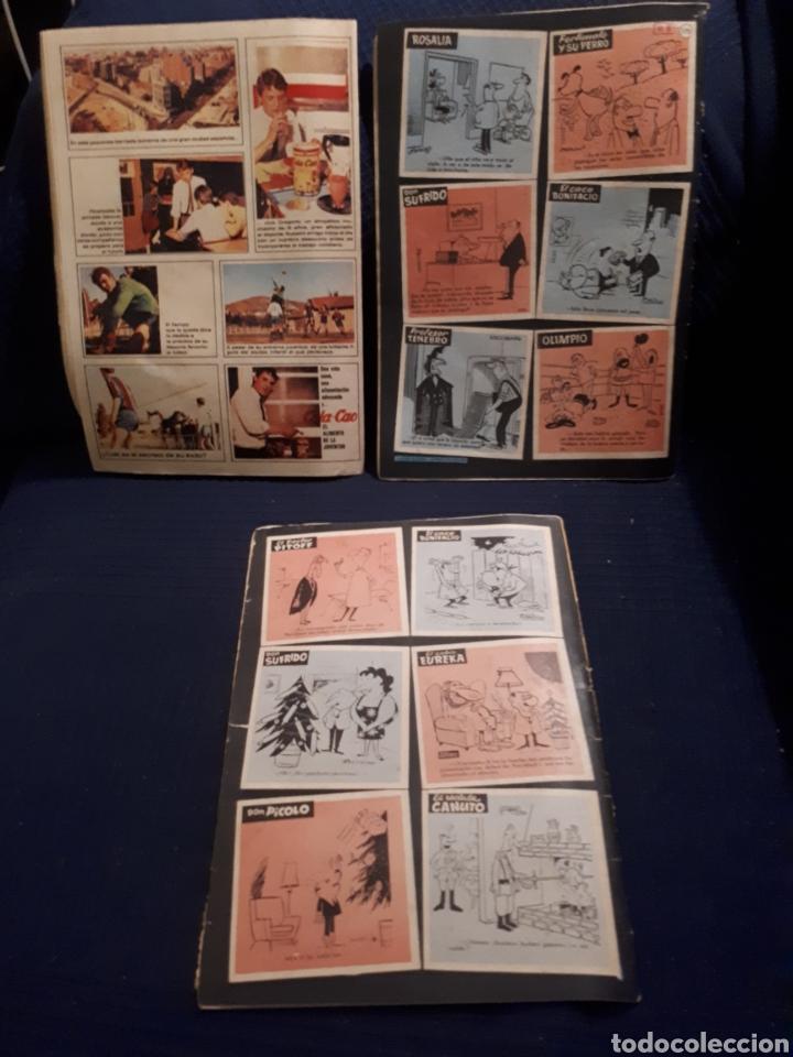 Tebeos: Lote 3 números TÍO VIVO UNO DE ELLOS ALMANAQUE 1960 - Foto 2 - 118023004
