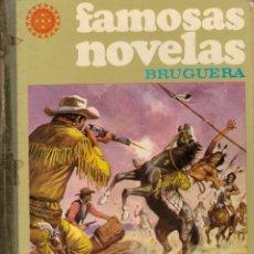 Tebeos: FAMOSAS NOVELAS BRUGUERA, VOLUMEN XVI. Lote 118114895