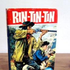 Livros de Banda Desenhada: RIN-TIN-TIN. EL TRAMPERO COMANCHE. N º 23. COLECCIÓN HÉROES. BRUGUERA S.A. 2 ª ED. 1965. Lote 118114907
