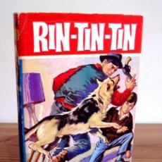 Livros de Banda Desenhada: RIN-TIN-TIN. EL HIJO DE RIN-TIN-TIN. N º 25. COLECCIÓN HÉROES. BRUGUERA S.A. 2 ª ED. 1966. Lote 118115091