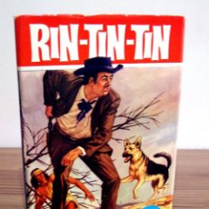 Livros de Banda Desenhada: RIN-TIN-TIN. LA HERENCIA DE LOS LANDRED. N º 48. COLECCIÓN HÉROES. BRUGUERA S.A. 1 ª ED. 1964. Lote 118115363