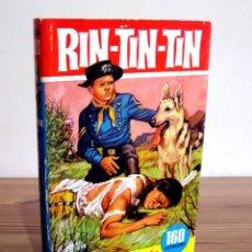 Tebeos: RIN-TIN-TIN. EL CONDOR DEL GRAN CAÑON. N º 57. COLECCIÓN HÉROES. BRUGUERA S.A. 1 ª ED. 1965. Lote 118115467