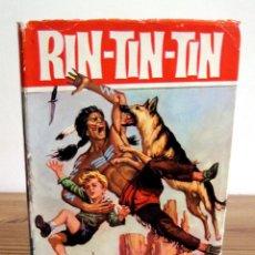 Livros de Banda Desenhada: RIN-TIN-TIN. EL PEQUEÑO PRISIONERO. N º 61. COLECCIÓN HÉROES. BRUGUERA S.A. 1 ª ED. 1965. Lote 118115523